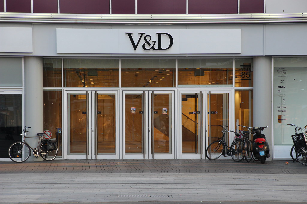 V&D failliet
